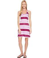 Life is Good - Stripe Racerback Dress