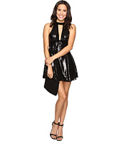 Free People - Film Noir Sequin Mini Dress