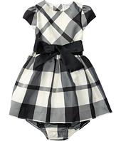 Ralph Lauren Baby - Poly Taffeta Plaid Dress (Infant)