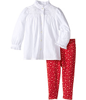 Ralph Lauren Baby - Batisite Cotton Jersey Floral Leggings Set (Infant)