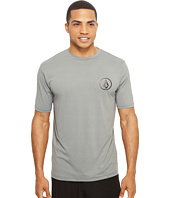 Volcom - Distortion Short Sleeve Loose Fit Rashguard