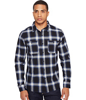 HUF - Ombre Plaid Long Sleeve Shirt