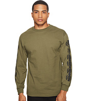 HUF - Baser Long Sleeve Tee