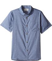 Billabong Kids - Venture Short Sleeve Shirt (Big Kids)