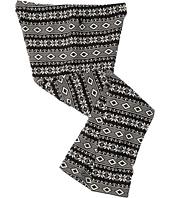 Polo Ralph Lauren Kids - Cotton Jersey Fairisle Buff Check Leggings (Toddler)