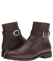 Del Toro - Leather Zip Chelsea Boot
