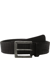 John Varvatos - 40mm Artisan Textured Leather Belt