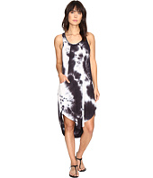 Culture Phit - Eve Sleeveless Pocketed Tie-Dye Dress