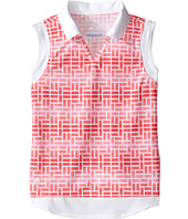 adidas Golf Kids - Printed Sleeveless Top (Big Kids)