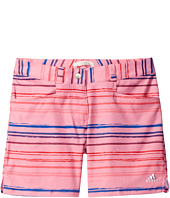 adidas Golf Kids - Paint Stripe Shorts (Big Kids)