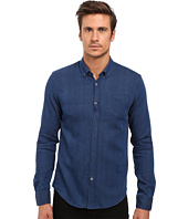 Scotch & Soda - One-Pocket Denim Look Shirt