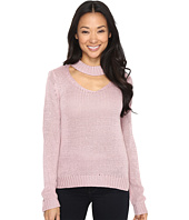 Brigitte Bailey - Zalia Open Neck Sweater