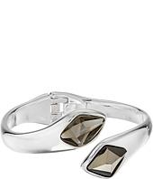 Robert Lee Morris - Grey & Silver Stone Bypass Bracelet