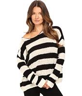 ATM Anthony Thomas Melillo - Boat Neck Drop Shoulder Sweater