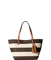 MICHAEL Michael Kors - Stripe Canvas Large East/West Tote