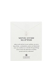 Dogeared - Mind Over Matter Buddha Reminder Necklace