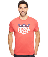 Life is Good - USA Shield Crusher Tee