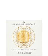 Dogeared - Gratitude Mandala Center Flower Ring