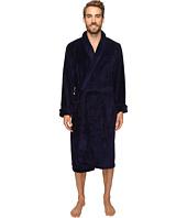 Jockey - Sculptured Striped Fleece Robe
