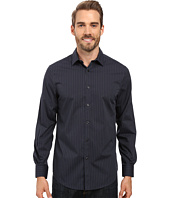 Perry Ellis - Vertical Barrel Stripe Shirt