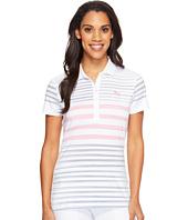 PUMA Golf - Dot Stripe Polo