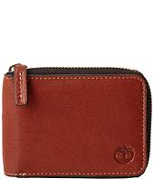 Timberland - Cavalieri Leather Zip Around Wallet