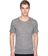 The Kooples - Linen Jersey and Skullhead Pocket T-Shirt