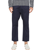 Vince - Drop-Rise Cropped Drawstring Pants