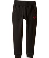 True Religion Kids - Branded Fleece Sweatpants (Toddler/Little Kids)