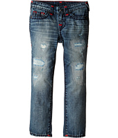 True Religion Kids - Geno Super T Jeans in Tarnished Wash (Toddler/Little Kids)