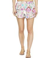 Vitamin A Swimwear - Marabella Petal Shorts Cover-Up