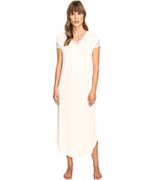 Oscar de la Renta - Solid Luxe Jersey Long Gown