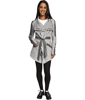 Blanc Noir - Drape Sweater Coat