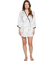 Kate Spade New York - Confetti Dot Charmeuse Robe