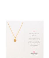 Dogeared - Magical Protection Open Hamsa Pendant Necklace