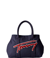 Tommy Hilfiger - Aurora Tote Canvas w/ Terry Cloth
