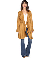 Free People - Meadow Faux Suede Jacket