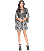 Free People - Teagan Printed Mini Dress