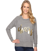 Allen Allen - Cheers Long Sleeve Raglan Crew