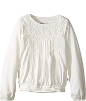Lucky Brand Kids - Peasant Blouse with Crochet (Little Kids)