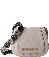 Betsey Johnson - Woven Straps Mini Saddle
