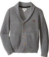 Lucky Brand Kids - Popcorn Cardigan with Pockets Sweater (Little Kids/Big Kids)