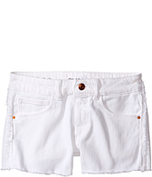 DL1961 Kids - Lucy Cut Off Shorts in Mimic (Big Kids)
