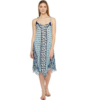 Brigitte Bailey - Maribel Printed V-Neck Dress