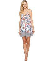 Brigitte Bailey - Greer Spaghetti Strap Printed Dress