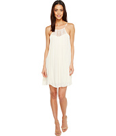 Brigitte Bailey - Janalyn Spaghetti Strap Dress with Crochet Detail