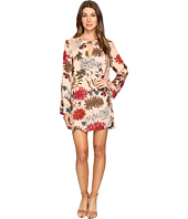 Brigitte Bailey - Monterey Long Sleeve Dress with Bell Sleeves