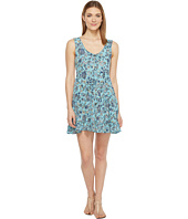 Brigitte Bailey - Bardot Sleeveless Tie-Front Dress