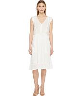Brigitte Bailey - Rae Cap Sleeve Embroidered Dress