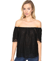 BB Dakota - Curren Lace Off the Shoulder Top